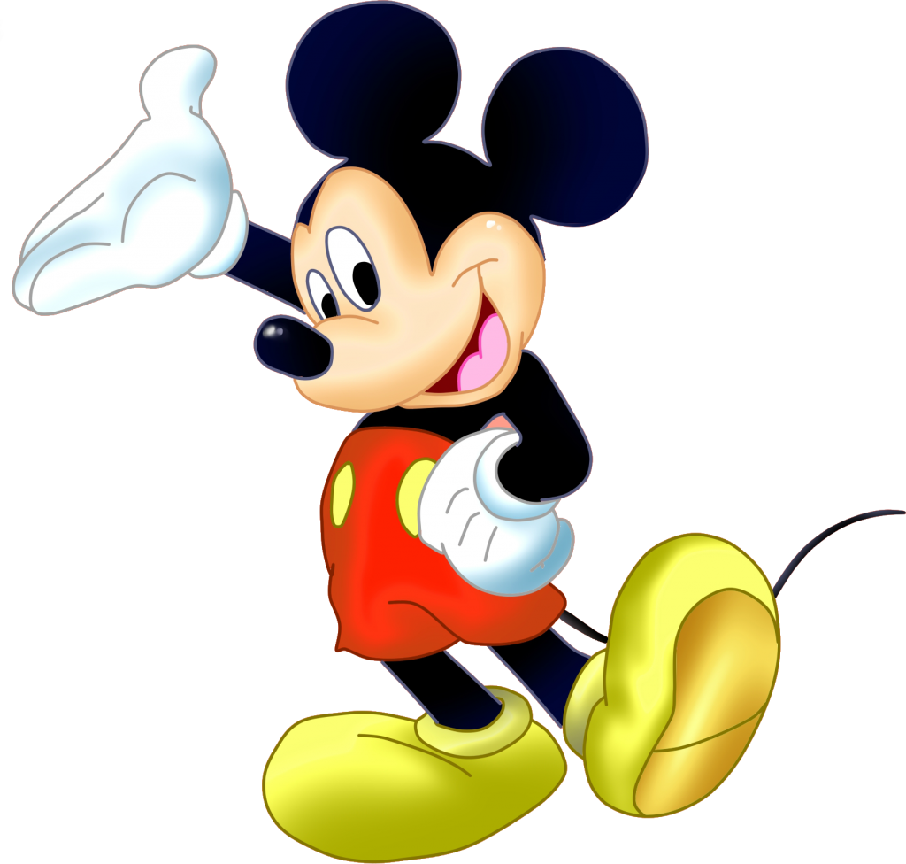 Imagenes Mickey Mouse PNG