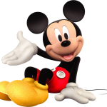 mickey mouse clipart