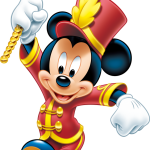 mickey mouse png circo