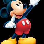 mickey mouse lapiz