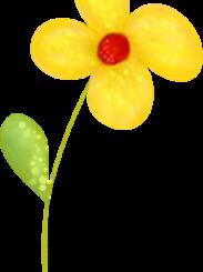 pocoyo flor