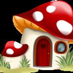 Casa pitufos
