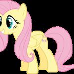 Fluttershy My Little Pony 4