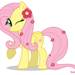 Fluttershy My Little Pony 6
