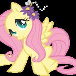 Fluttershy My Little Pony 8