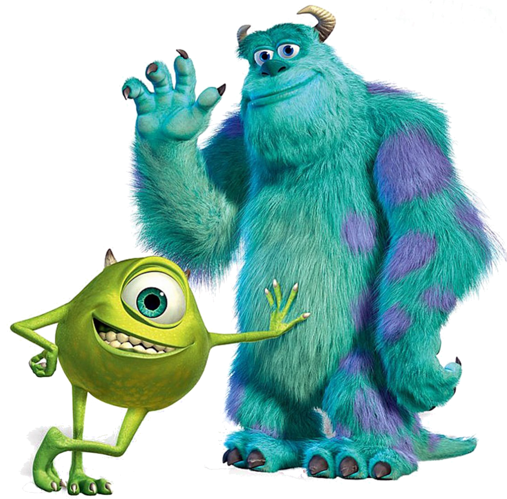 By Incorporated: Imágenes De Monster Inc PNG