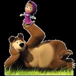 Masha y el oso1 12