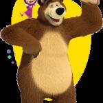 Masha y el oso1 18