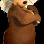 Masha y el oso1 19