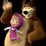 Masha y el oso1 4