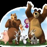 Masha y el oso1 7