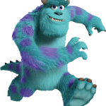 Monsters clipart james 1