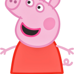 Moon Festival Peppa Pig