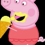 PeppaPig helado