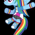 Rainbow Dash My Little Pony 2