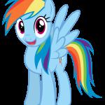 Rainbow Dash My Little Pony 5