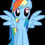 Rainbow Dash My Little Pony 7