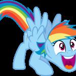 Rainbow Dash My Little Pony 9