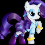 Rarity My Little Pony 1