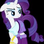 Rarity My Little Pony 2