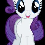 Rarity My Little Pony 4