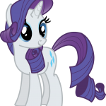 Rarity My Little Pony 5