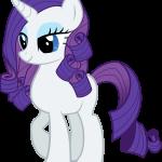 Rarity My Little Pony 9