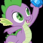 Spike My Little Pony 1