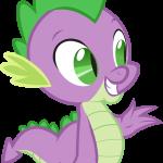 Spike My Little Pony 2