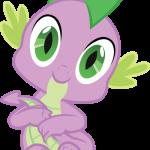 Spike My Little Pony 4