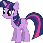 Twilight My Little Pony 4