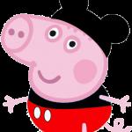 george pig mickey