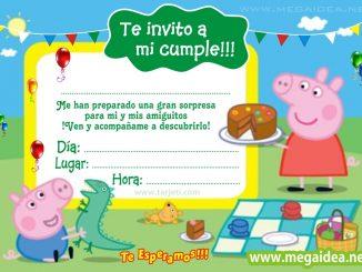 invitaciones peppa pig imprimir02