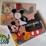 Crear Invitación Mickey Mouse