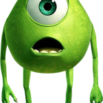 monsters clipart mike 2