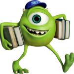 monsters clipart mike 3