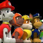 paw patrol personajes 1