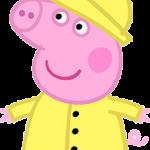 peppa pig amarillo