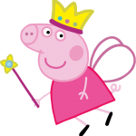 peppa princess