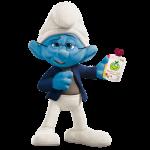 pitufos smurf 15