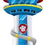 torre control de paw patrol