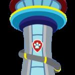 torre control de paw patrol 2