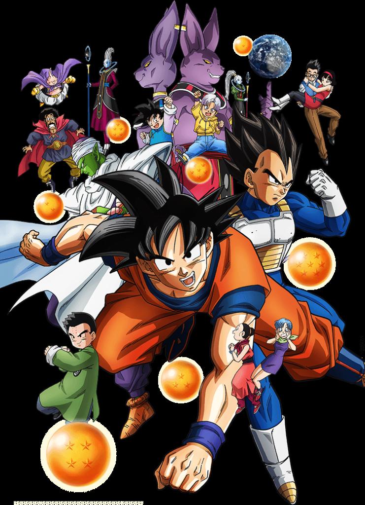 Imágenes Dragon Ball PNG - Mega Idea