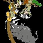 Mickey Safari 50