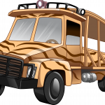 Mickey Safari Carro