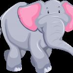 Mickey Safari Elefante