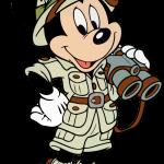 Mickey Safari Megaidea