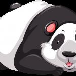 Mickey Safari Oso Panda