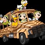 Mono Mickey Safari Auto