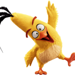 angry birds chuck pelicula